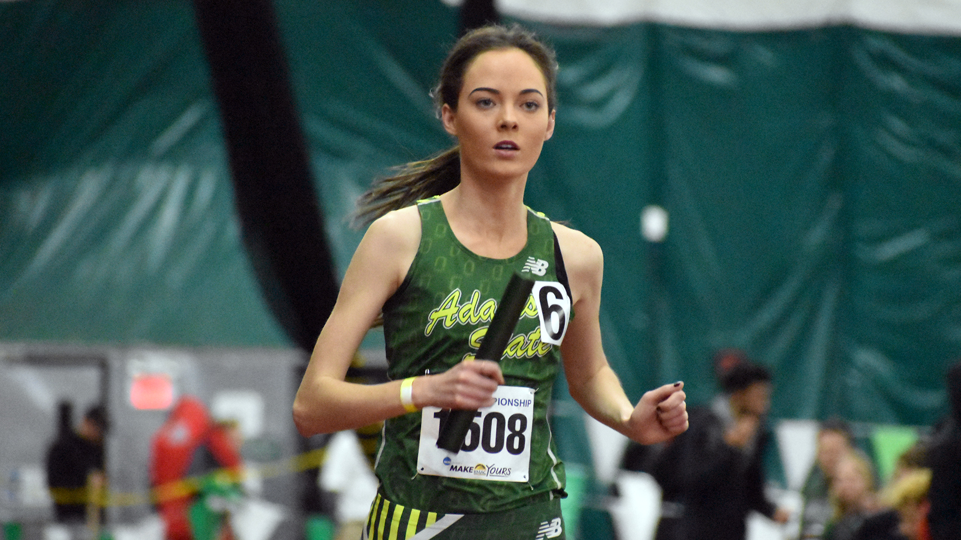 Adams State Distance Harriers Highlight Bryan Clay Invite
